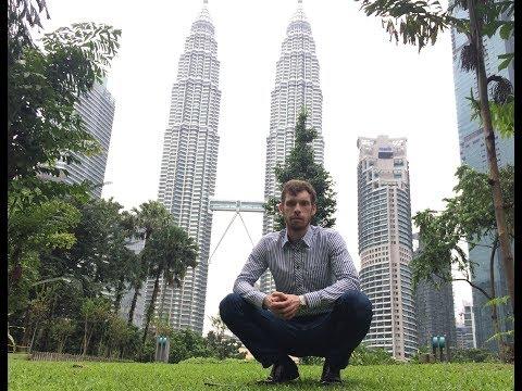 Куала Лумпур. Центр. Парк отдыха. Downtown Kuala Lumpur