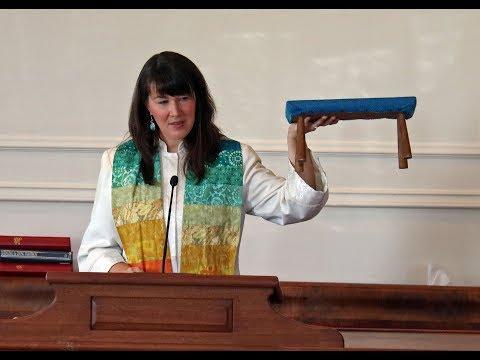 Robin's sermon Oct 22 2017