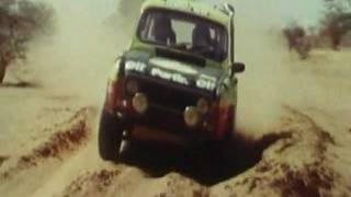 La légende du Dakar - L'aventure des frères Marot - Dakar.bfgoodrich.com