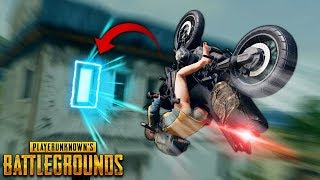 0.05% Motorcycle Landing..!! | Best PUBG Moments and Funny Highlights - Ep.141