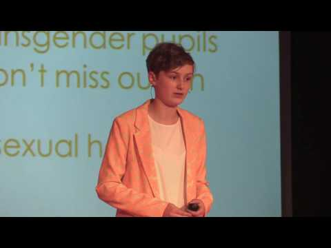 Ignorance Isn't Bliss – Why We Need LGBTQ Education | Grace James | TEDxSWPS