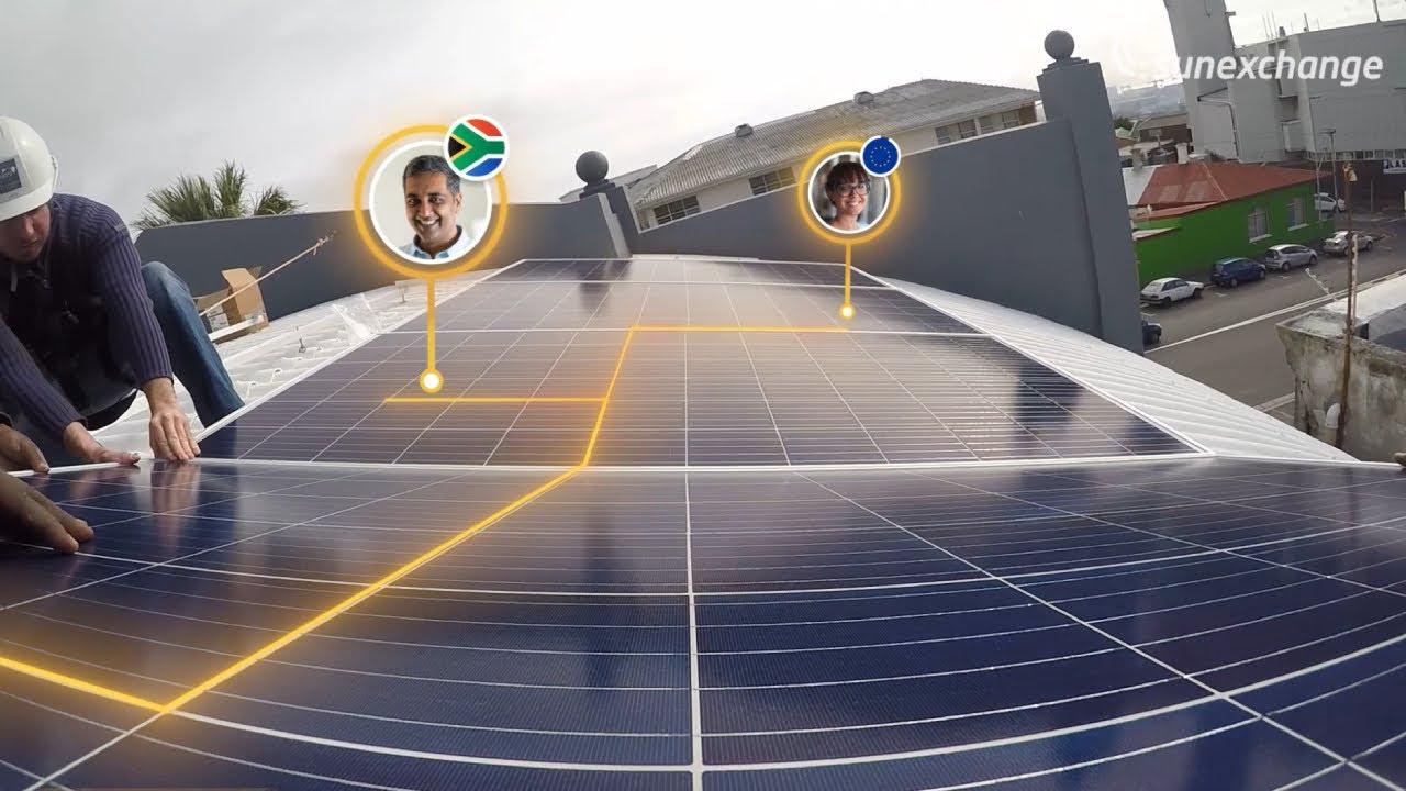 Solar Powered Money The Sun Exchange -