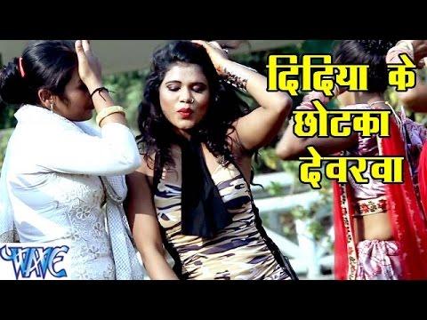 दिदिया के छोटका देवरवा - Didiya Ke Chhotaka - Anand Raj - Rajdhani Hilaweli - Bhojpuri Hot Song 2016
