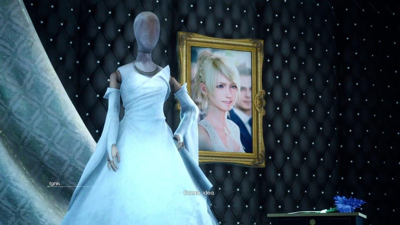 9cd30db7f Final Fantasy XV   un simbolo de paz