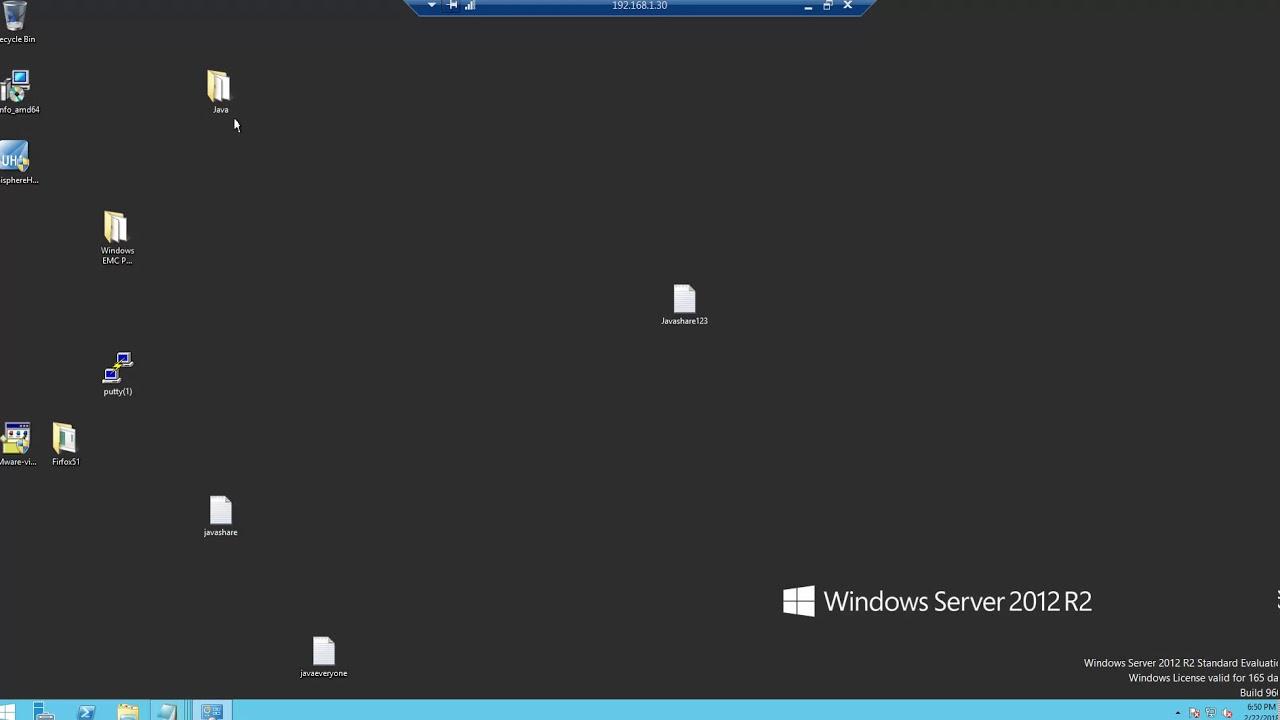 CIFS mount on AIX7 1 Windows 2012R2