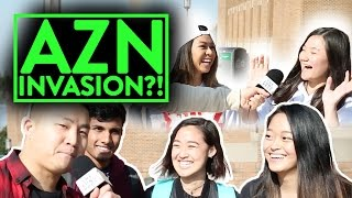 ASIAN INVASION ON COLLEGES? Ask An Asian!