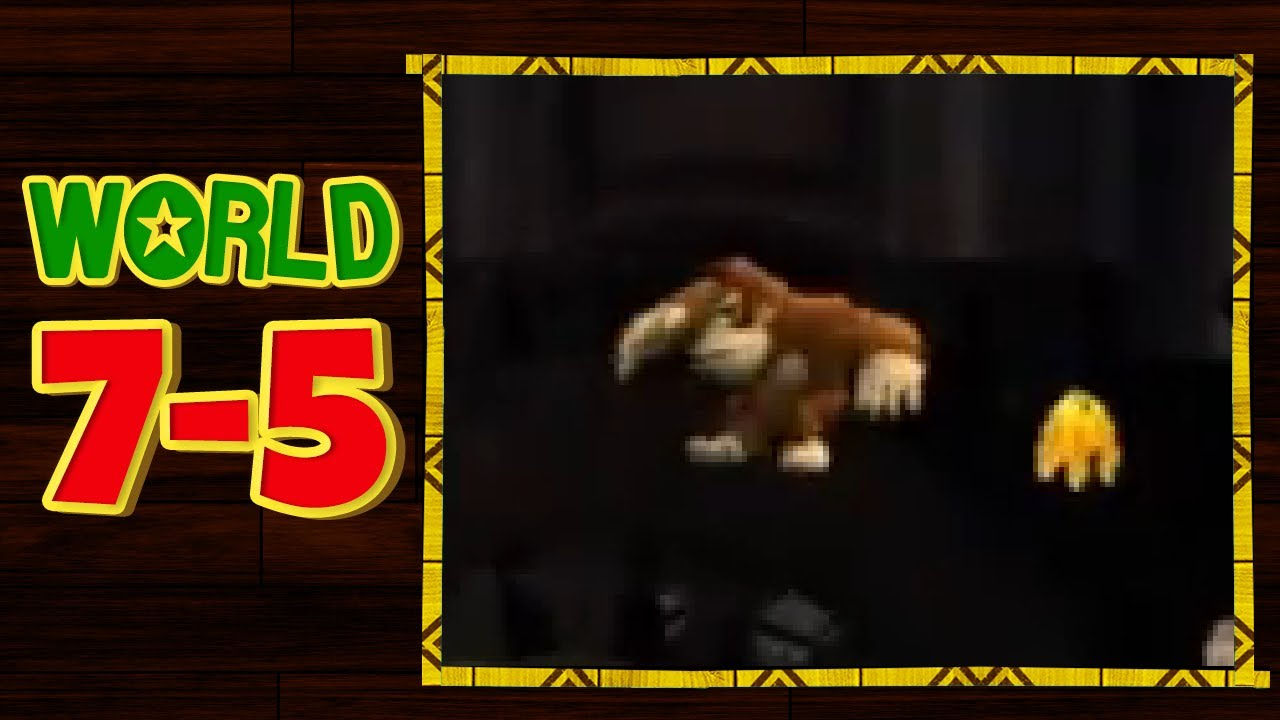 Donkey Kong Country Returns   Kong Letters