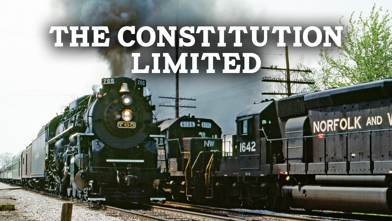 Steam on the Constitution Limited