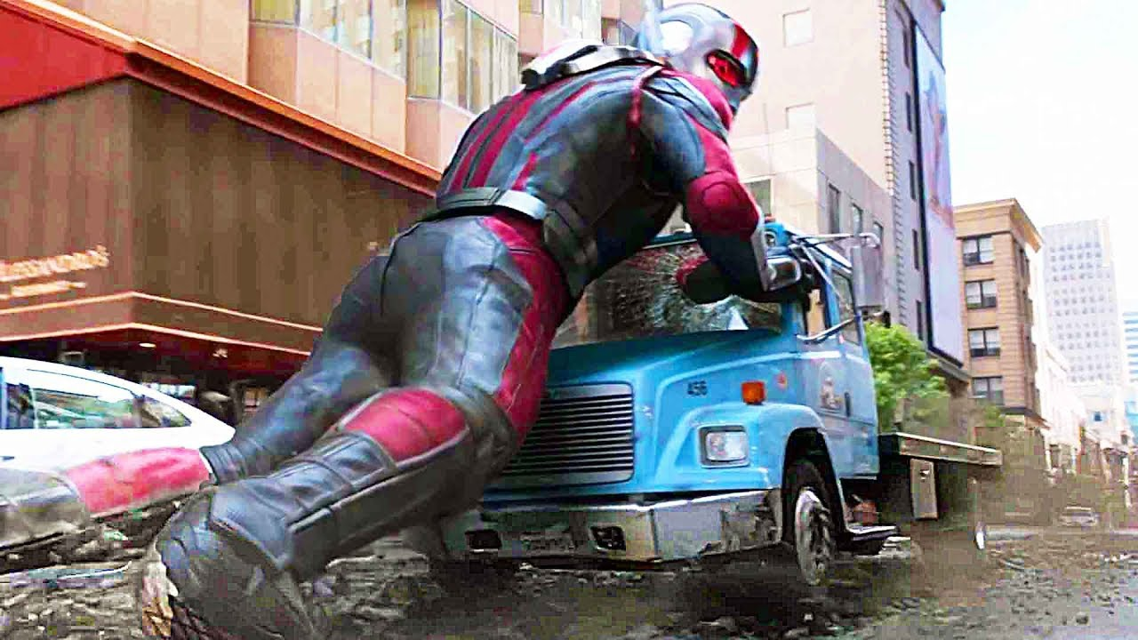 Download ANT-MAN 2 Trailer EXTENDED (NEW 2018) Ant-Man and The Wasp