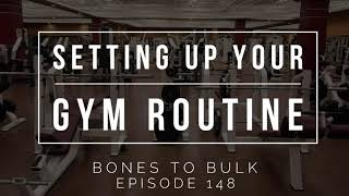 Setting Up Your Gym Routine
