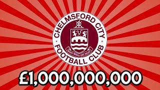 FM19 Experiment: What If A Non-League Team had £1,000,000,000? - Football Manager 2019 Experiment