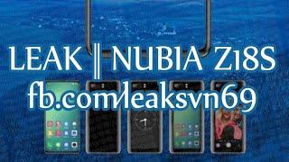 Leak Nubia Z18S