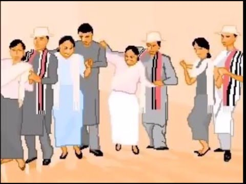 AFINDRAFINDRAO (musique, La danse traditionnelle malagasy)