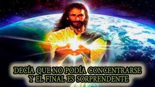 JS Hipnosis-platica con Jesús,  decía que no podía concentrarse y el final es sorprendente