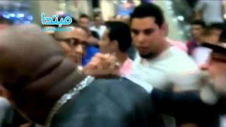 فيديو| جمهور «شد أجزاء» يلتقطون سيلفى مع محمد رمضان