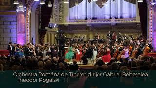 ORCHESTRA ROMANA DE TINERET - CONCERT DE ZIUA CULTURII NATIONALE 2020