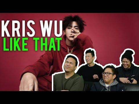 Yo KRIS WU, we