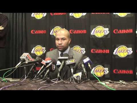 Derek Fisher on possible NBA lockout
