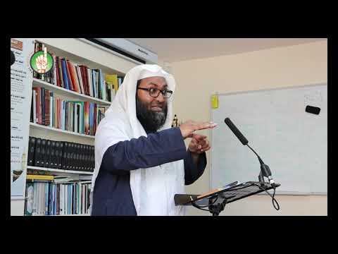 Charity in Ramadhaan - Ustadh Rashed Al-Madani
