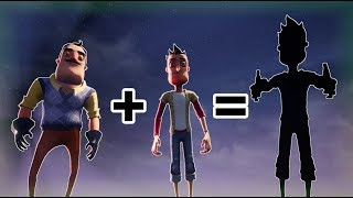 THE PLAYER & THE NEIGHBOR Fusion (Hello Neighbor)
