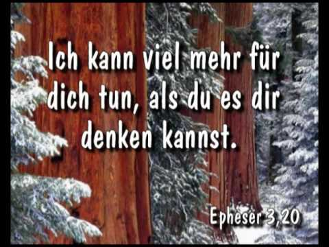 Fathers Love Letter German - YouTube