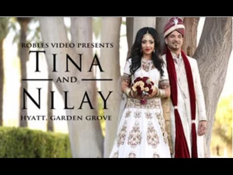 Tina Manibhai & Nilay Patel - Cinematic Wedding Day Highlights (Hindu)