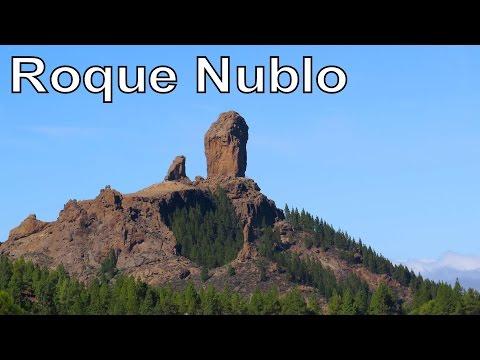 Roque Nublo, Gran Canaria, Canary Islands | RotWo
