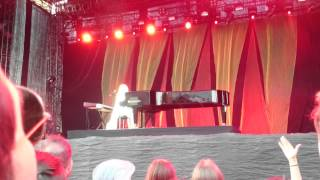 Tori Amos - Real Men (Joe Jackson cover) @ Stockholm Music & Arts 2015