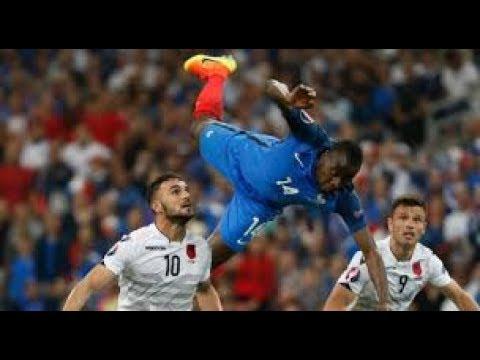 Deux énormes occasions ratés par Blaise Matuidi contre l'AS Roma !