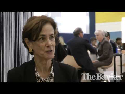 Lisa Robins, managing director, head of global transaction banking, Asia-Pacific, Deutsche Bank - Vi