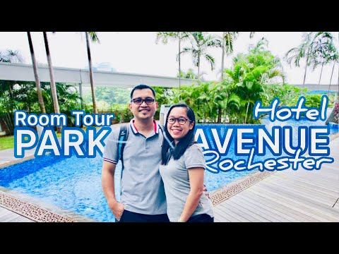 Park Avenue  Rochester Singapore | Hotel And Room Tour | Staycation & Review