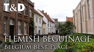 Flemish Béguinages - Belgium Video Guide - Travel & Discover