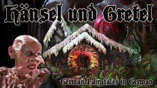 Hänsel und Gretel | German Fairytales in German | English and German Subtitles