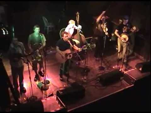 The Hackensaw Boys in Lancaster - Cannonball (9/14/05)