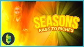 FIRE - Part 4 - Rags to Riches (Sims 4 Seasons)