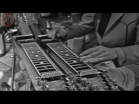 Gene O'Neal Steel Guitar Instrumental 1965