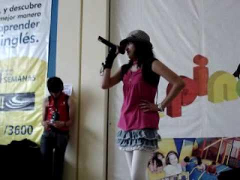 Concurso Karaoke Expo Anime 2009 Queretaro