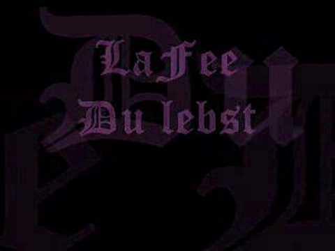 Клип Lafee - Du Lebst