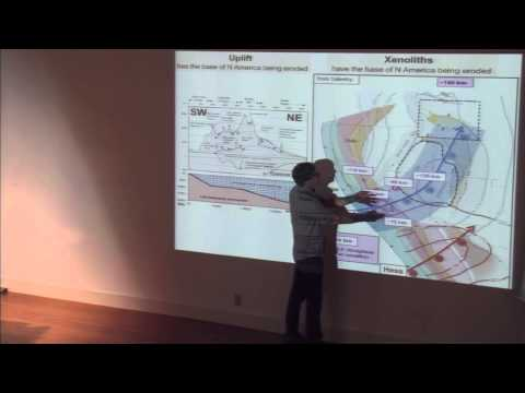 Geodynamic/Geophysical Earth Studies/Earthscope by Gene Humphreys