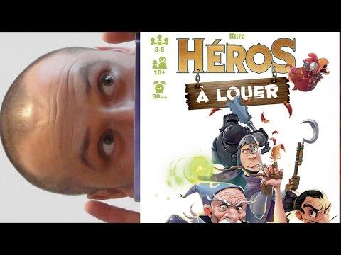 骰子人桌遊-(牌套)出租英雄Rent a Hero(繁)收集