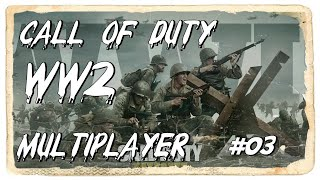 CALL OF DUTY WW 2:MULTIPLAYER ONLINE