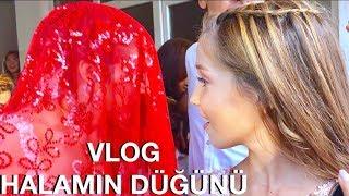 Halamın Düğünü Vlog. Ecrin Su Çoban