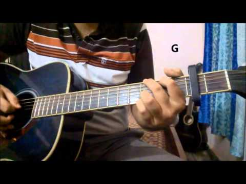 Soch Na Sake Guitar Chords With Capo - GuitarUtha.com