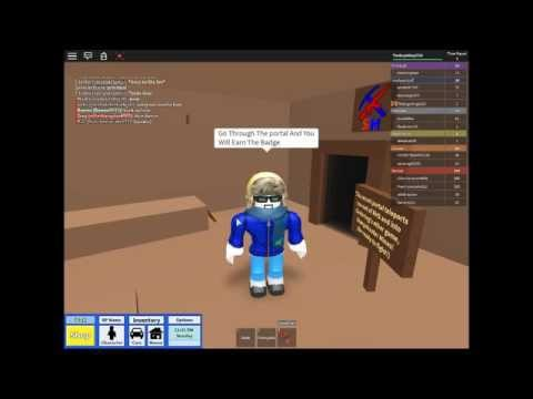 ROBLOX High School: How To Get The 'To The Mines' Badge