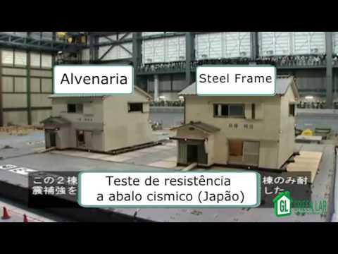Steel Framing x Alvenaria - Passo a Passo, Conceito e Principais Beneficios