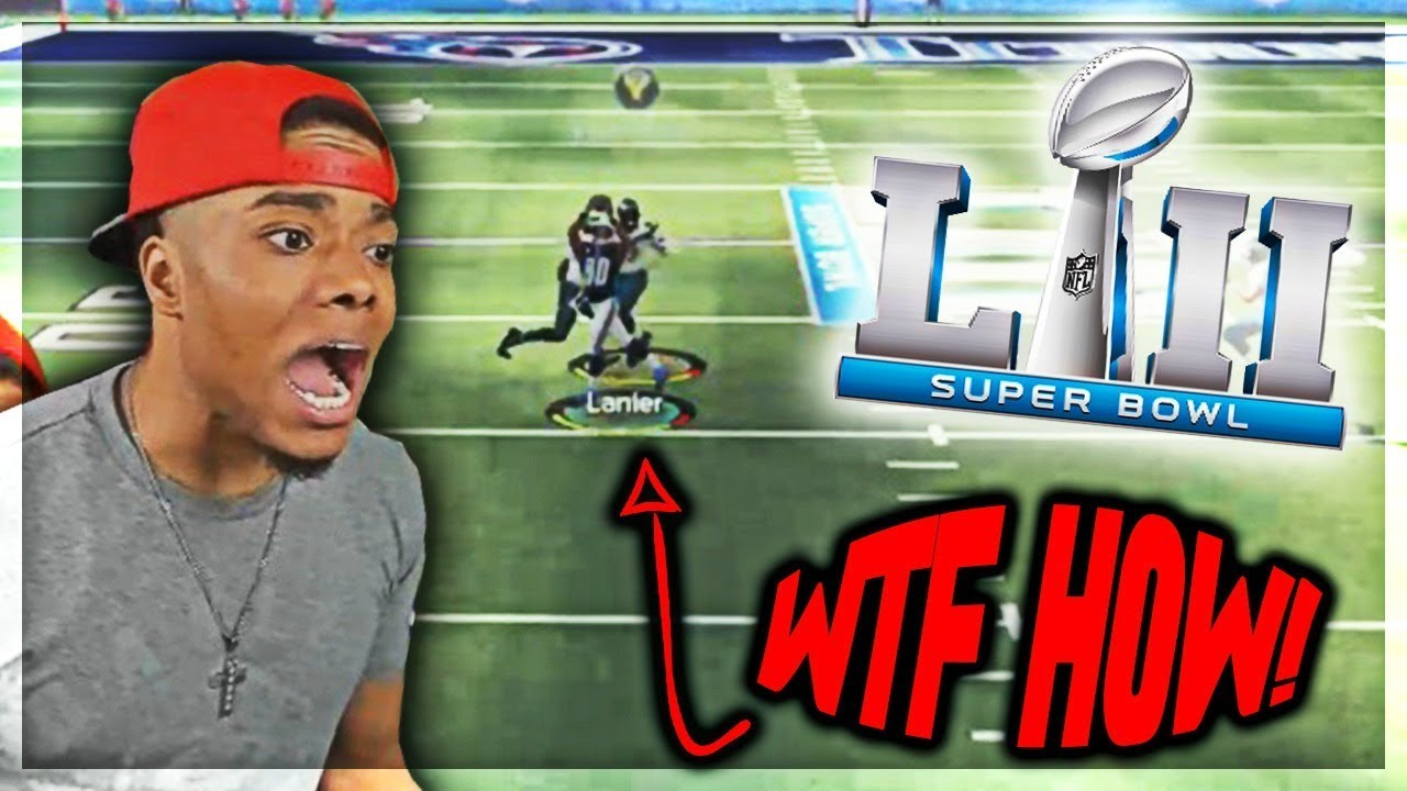 WTF HOW DID HE CATCH THAT! SUPER BOWL GAME 🏆 God Squad #73 | Madden 18 Ultimate Team