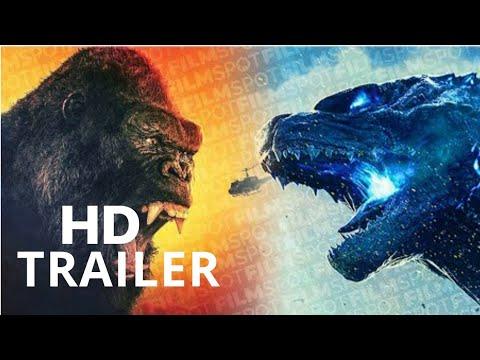 GODZILLA vs. KONG (2021) Teaser Trailer FAN Concept | HBO Max MonsterVerse Movie