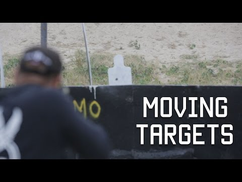 How to Shoot Moving Targets | Ambush and Tracking Technique | Tactical Rifleman