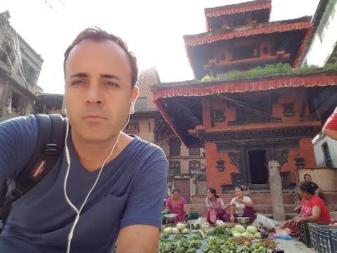 My trip in the Kathmandu Valley / Nepal