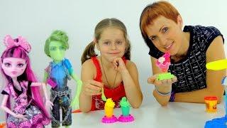 видео Куклы Монстер Хай – почему их любят дети?
